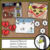 VIPKID / gogokid Seasonal Reward System Collection - January / February