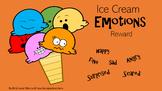 VIPKID Ice cream emotions reward incentive (VIPKID & other online teaching)