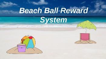 VIPKIDS Reward System- Beachballs