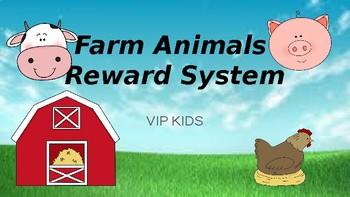 VIPKIDS Reward System- Farm Theme