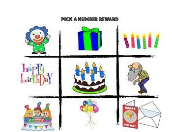 VIPKid Birthday Unit Reward