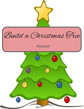 VIPKid Build a Christmas Tree Reward