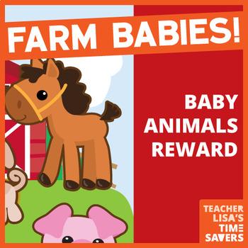VIPKid Farm Babies Reward Set - Level 2 and 3