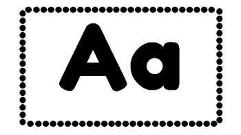 VIPKID Alphabet Flashcards!