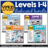 VIPKid Level 1-4 (NMC & MC) Flashcard Mega Bundle!