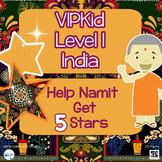 VIPKid Level 1, Unit 5 - India
