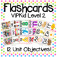 VIPKid Level 2 375+ Flashcards 2D Props Level 2 Set Units 1-12