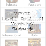 VIPKid Level 4 Unit 4 LC1 Flashcards - In My Country