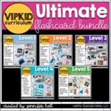 VIPKid Levels 1-5 (NMC & MC) Ultimate Bundle of Flashcards
