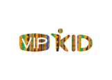 VIPKid Logo in African Pattern Vector (Black History Month)