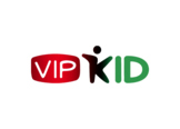 VIPKid Logo in Pan-African flag colors Vector (Black History Month)