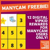 VIPKid ManyCam 12 Find A Star Sets Freebie
