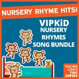 VIPKid Nursery Rhyme 2-D Prop Kit including 10 SONGS