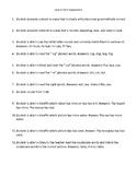 VIPKid Unit Assessment Worsheet - Level 2 Unit 4 Assessment 2