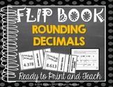 FLIP BOOK Rounding Decimals Virginia SOL 5.1