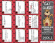 VIRGINIA SOL MATH Grade 4 CAT QUEST Cards Number and Number Sense Deck 1