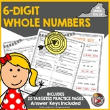 VIRGINIA SOL REVIEW 2016 Grade 3 Math  3.1 WHOLE NUMBERS