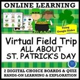 VIRTUAL FIELD TRIP: ALL ABOUT ST. PATRICK'S DAY PRE-K-GRAD