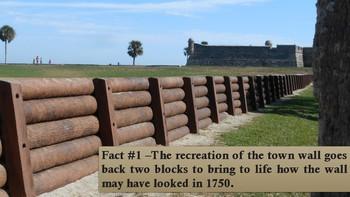 VIRTUAL FIELD TRIP!! Castillo de san Marcos, St.Augustine FL.