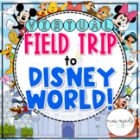 VIRTUAL FIELD TRIP-Disney World