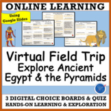 VIRTUAL FIELD TRIP TO ANCIENT EGYPT - DISTANCE LEARNING