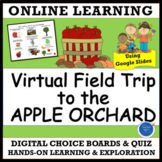 VIRTUAL FIELD TRIP TO THE APPLE ORCHARD FARM - DISTANCE LEARNING
