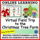 VIRTUAL HOLIDAY FIELD TRIP TO THE CHRISTMAS TREE FARM - DI