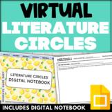 VIRTUAL LITERATURE CIRCLES Digital Book Clubs Digital Lite