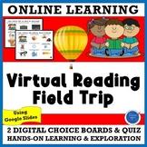 VIRTUAL READING FIELD TRIP: DR. SEUSS BOOKS PREK TO GRADE