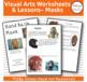 VISUAL ARTS : Art Bundle 1