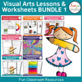 Visual Arts Bundle 1