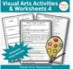 VISUAL ARTS - Bundled 250 Artmaking Activities