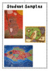 VISUAL ARTS - Dot to Dot with Super Six Reading Strategies