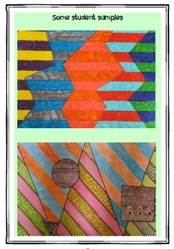VISUAL ARTS: Funky Fundamentals Unit of Work with Super Six Reading Strategies
