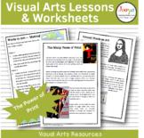 Visual Arts Lessons & Worksheets - Lino Printing