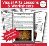 Visual Arts Lessons & Worksheets - Graffiti