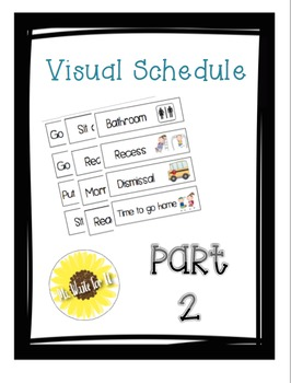 VISUAL SCHEDULE BUNDLE