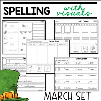 VISUAL SPELLING MARCH