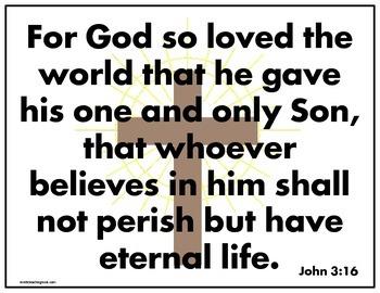 VISUALIZED BIBLE VERSES NIV