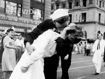 VJ Day - Victory over Japan WWII - Powerpoint facts histor