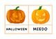 Halloween Vocabulary (Spanish) | Vocabulario HALLOWEEN
