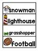 VOCABULARY CARDS-COMPOUND WORDS