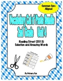 VOCABULARY CUT N' PASTE BUNDLE- Reading Street: UNIT 4-  2nd Grade