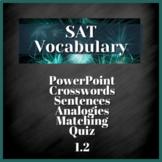 1 WEEK VOCABULARY - SAT Prep, AP English (1.2)