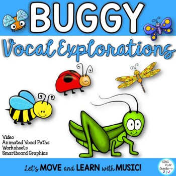 BUGGY VOCAL EXPLORATIONS with puppet templates