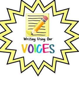 VOICES Mini labels for bulletin board