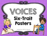 VOICES Six-Trait Posters