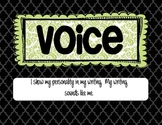 VOICES Writing Strategies
