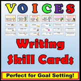 VOICES - Writing Skill Cards