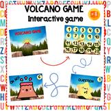 VOLCANO GAME - KABOOM INTERACTIVO -EDITABLE